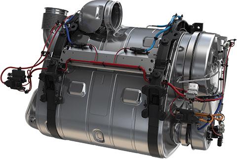 Volvo D13 code says exhast aftermarket fuel air purge valve stuck