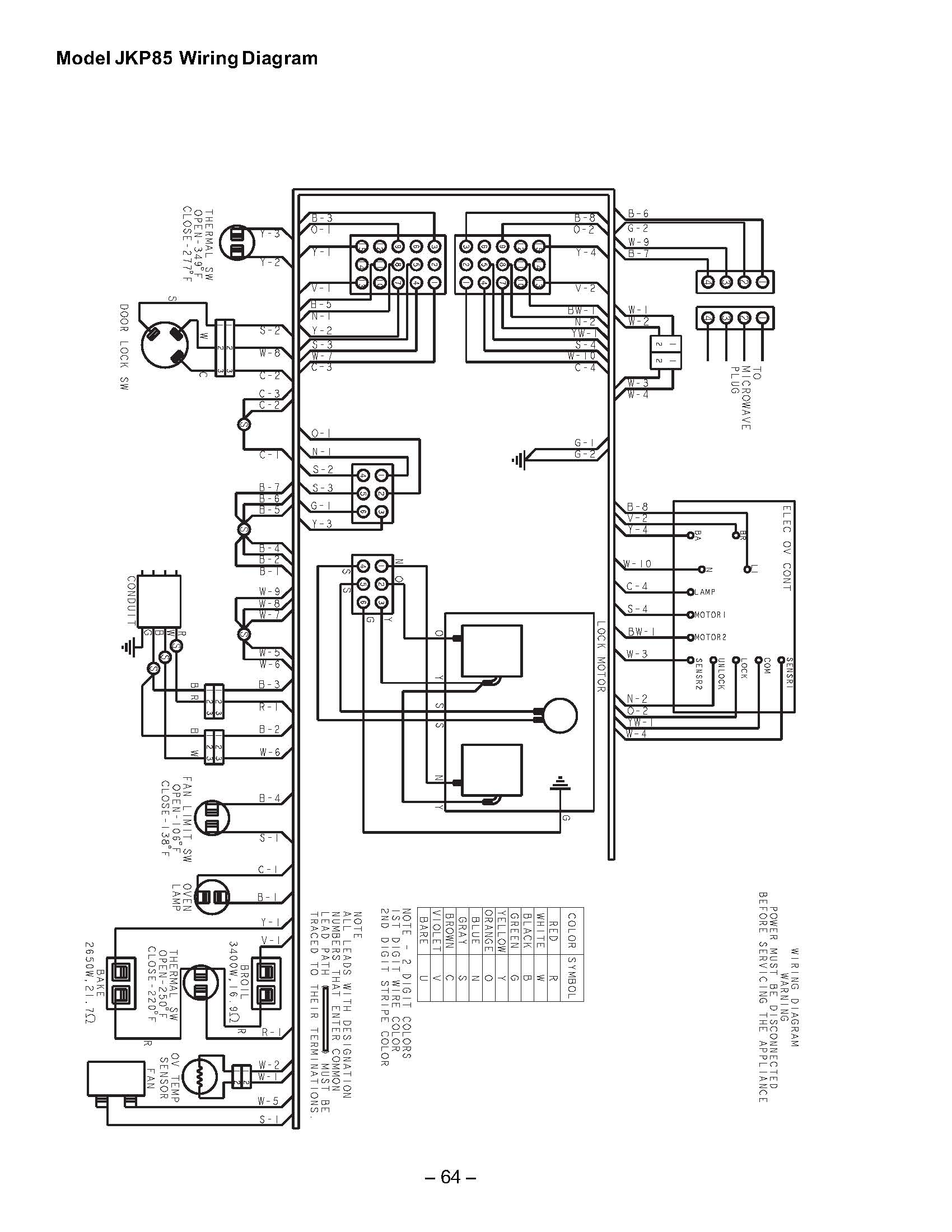 ge oven control panel wiring diagram homebrew control panel wiring diagram my problem is a completely dead ge jkp85 combination ...