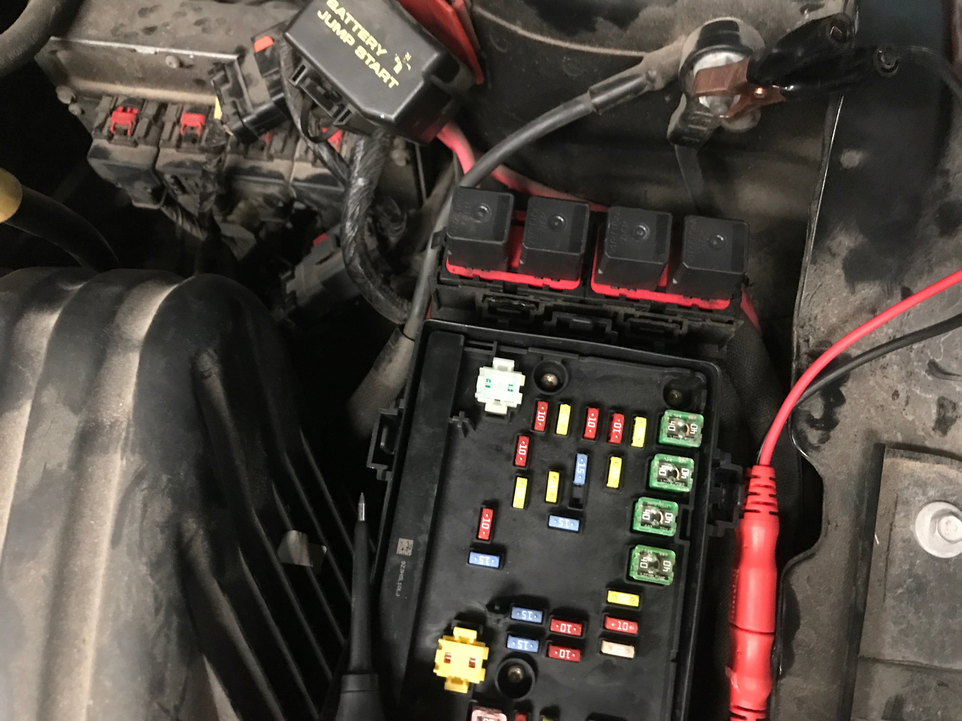 Where Is The Transmission Control Relay On A 2007 Chrysler Sebring 2002 Dodge Grand Caravan Module Wiring Img 6576