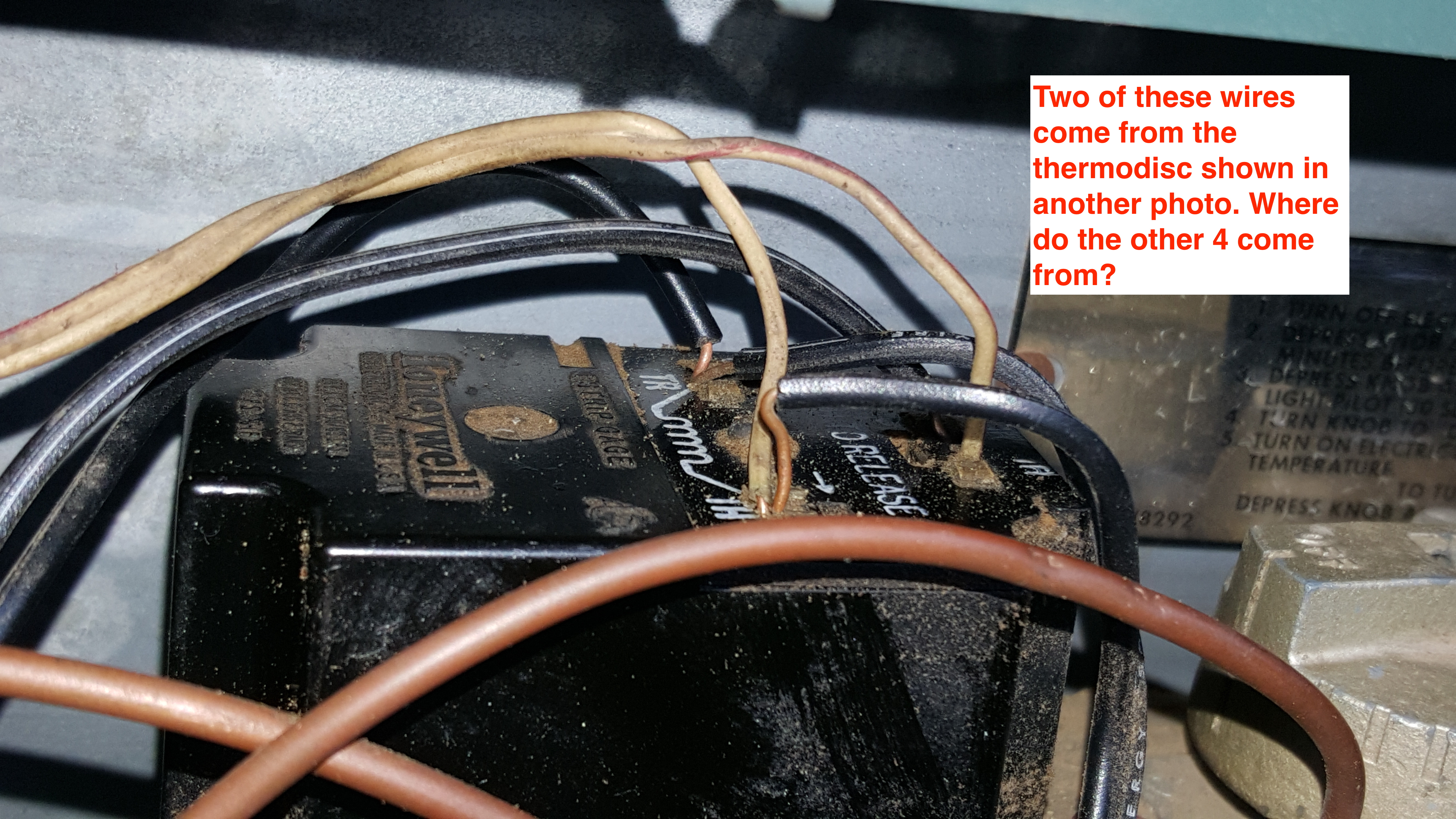 Looking for wiring diagram for a Peerless LUH 100,000 BTU heater, gas, and  it's old, don't know how old, Just got it,JustAnswer