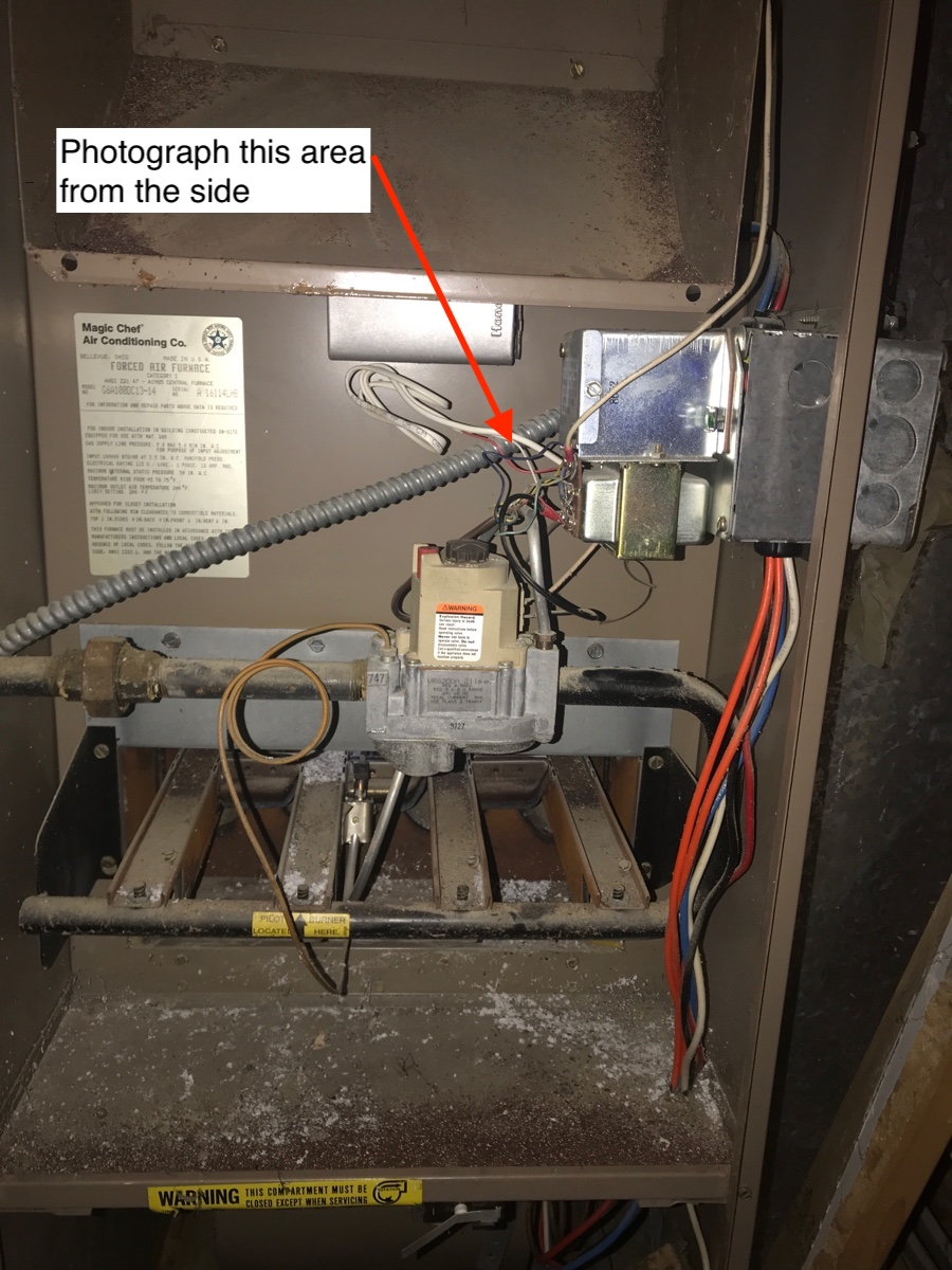 Magic Chef Gas Furnace Control Wiring Diagram