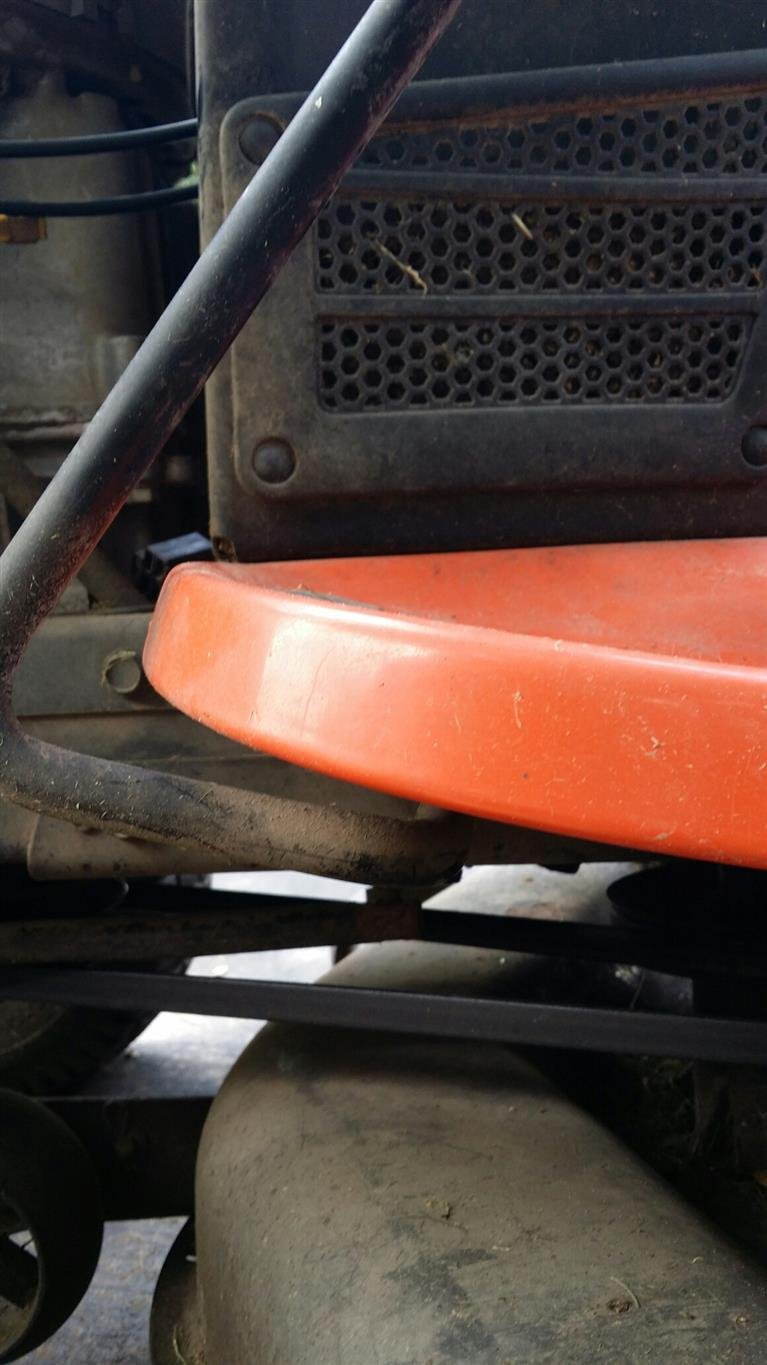 I need to replace the interlock switch on my Husqvarna Lawn Tractor