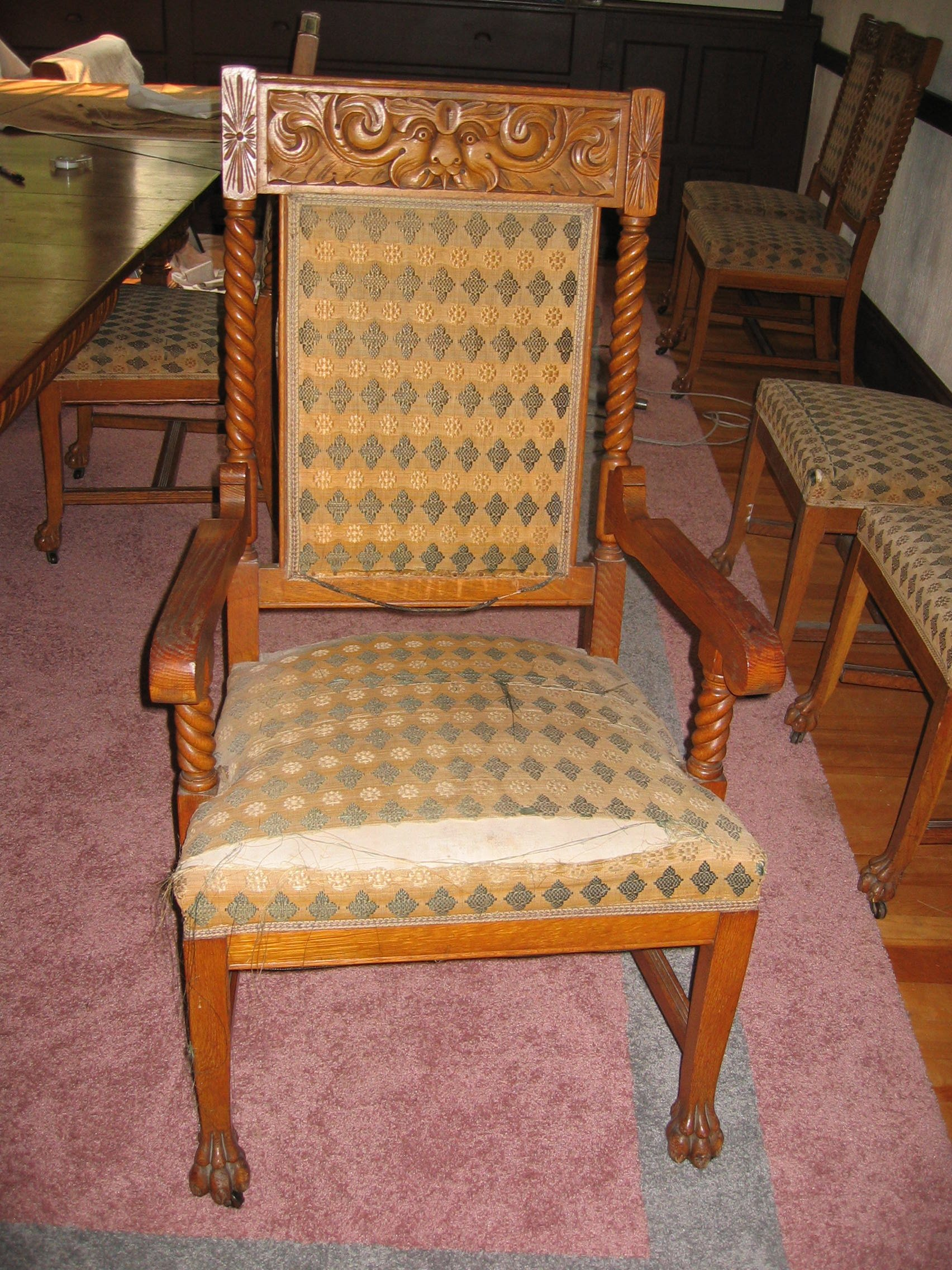 dining Chair before Upholstery.JPG