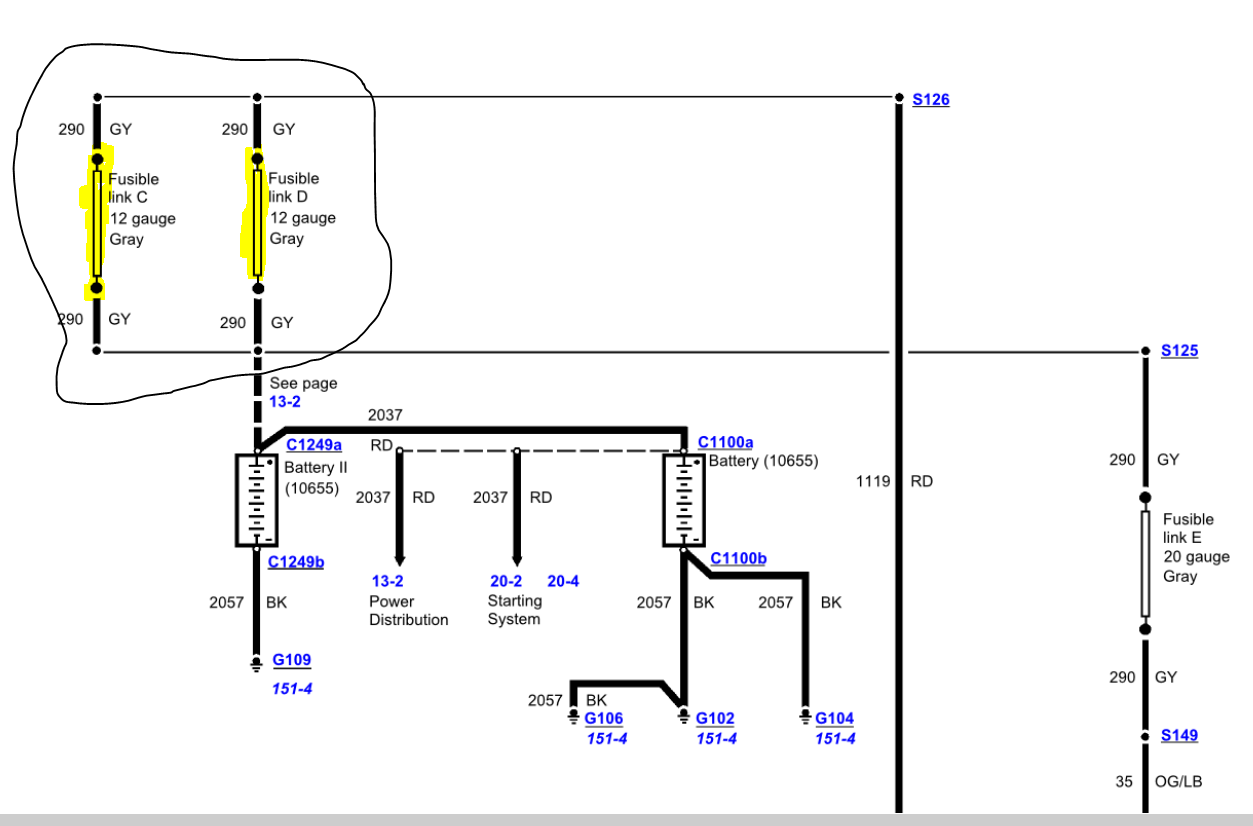 02 F350 Fuse Link Wiring Diagram   Wiring Liry  F Fuse Link Wiring Diagram on 02 focus fuse diagram, 02 windstar fuse diagram, 02 suburban fuse diagram, 02 f150 fuse diagram, 02 mustang fuse diagram, 02 ranger fuse diagram, 02 taurus fuse diagram, 02 grand cherokee fuse diagram, 02 malibu fuse diagram, 02 envoy fuse diagram, 02 e350 fuse diagram, 02 silverado fuse diagram, 2004 ford f450 fuse panel diagram, 02 grand marquis fuse diagram, 02 f350 tire size, 02 sebring fuse diagram, 1999 f250 diesel fuse diagram, 2002 f650 fuse diagram, 02 expedition fuse diagram, 02 explorer fuse diagram,