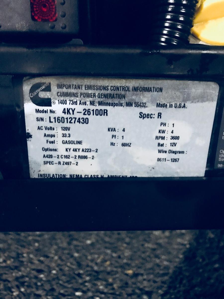 Awesome Onan 4000 Generator Wiring Diagram 0611-1267 Photos - Best ...