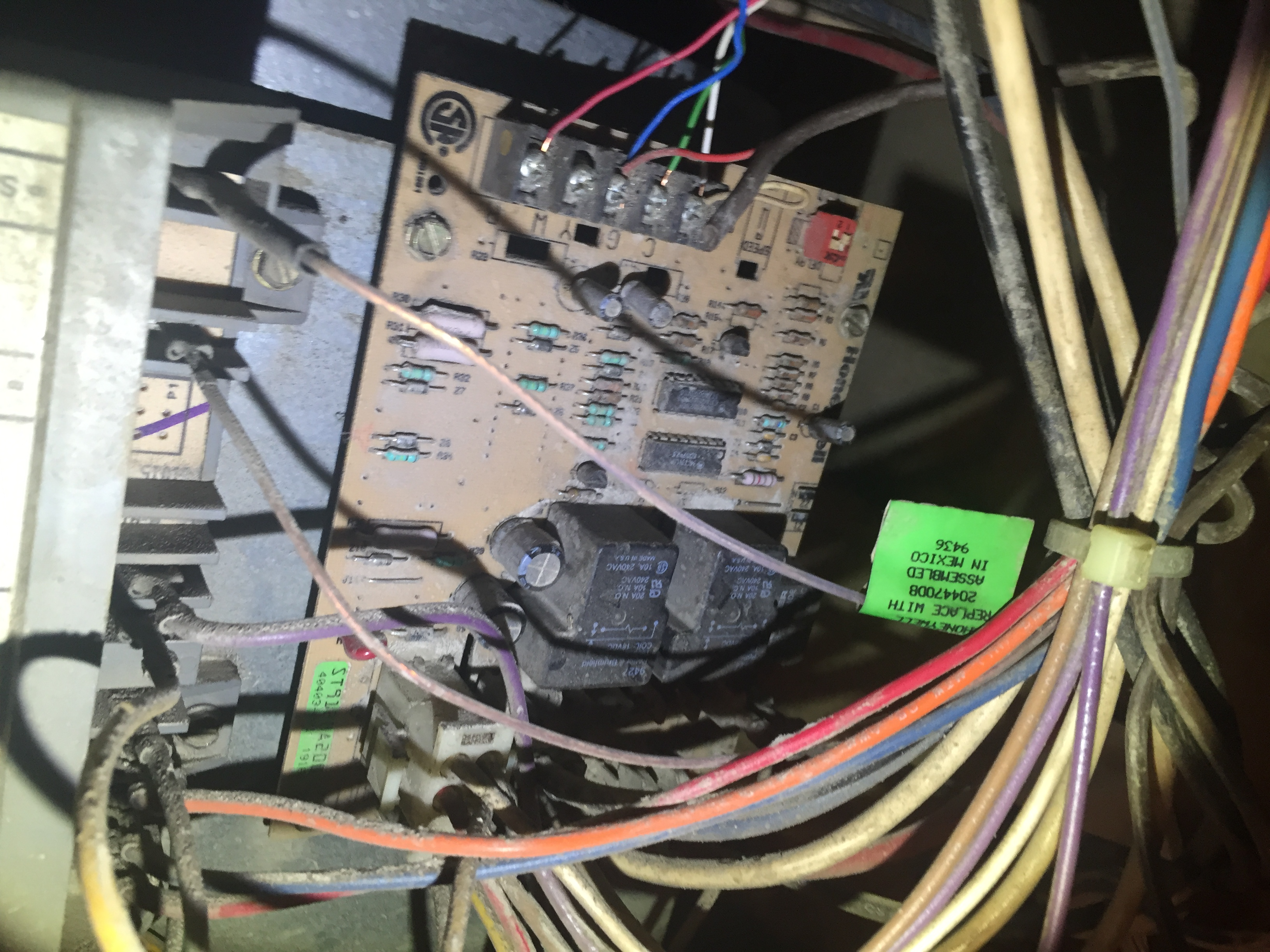 image where is the fuse on the armstrong ultra sx 80? 48 hours had an  at highcare.asia