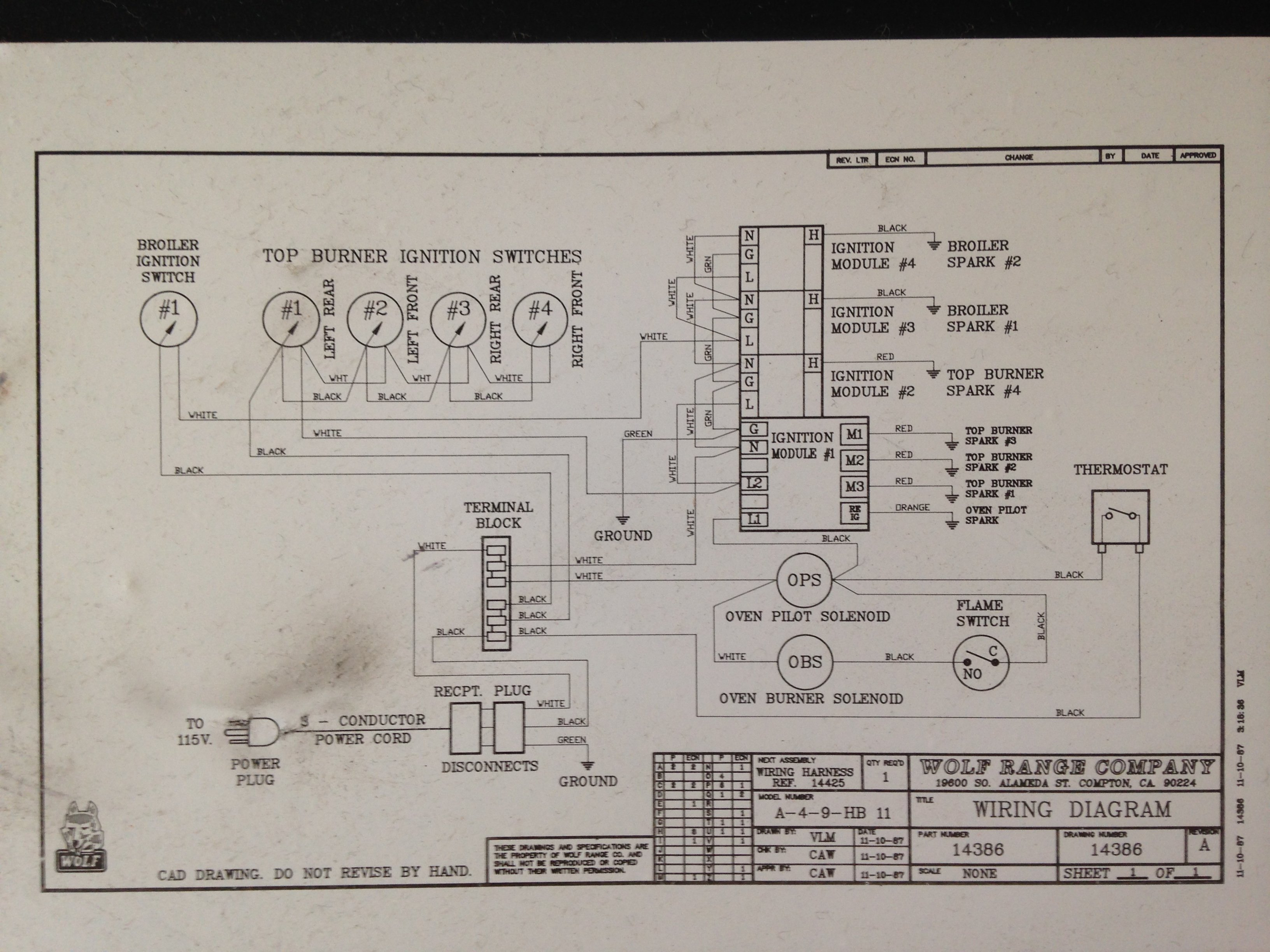 Wiring Diagram For 110 Volts