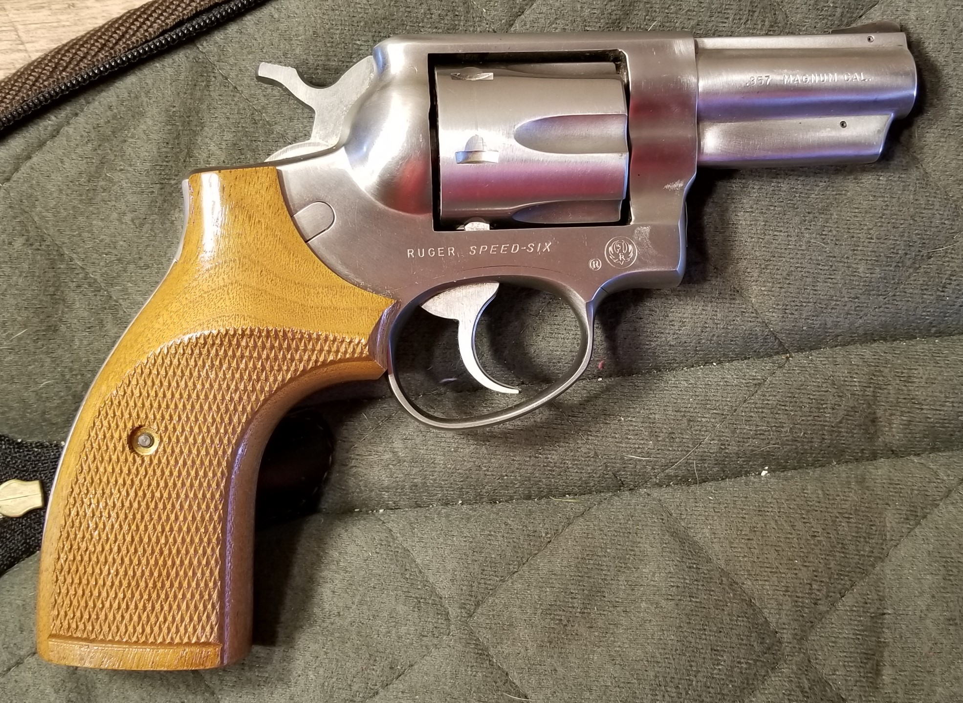 For: i have a very nice ruger speed-six double action