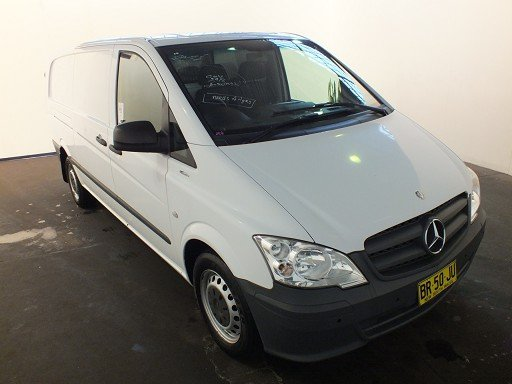 I have problem with my 2012 Mercedes Benz Vito Van 113CDI W639 (VIN