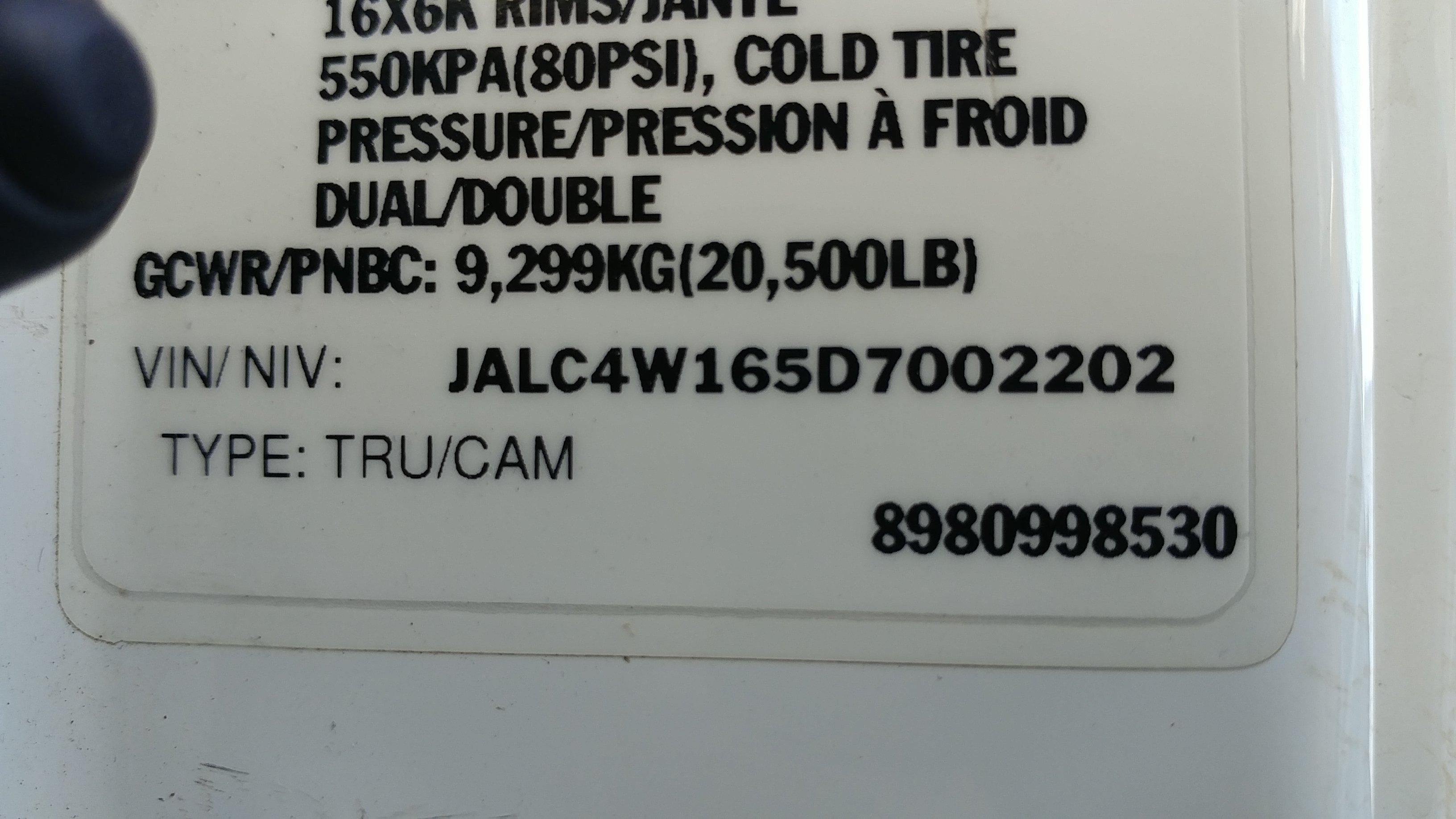 I have a 2013 Isuzu NPR 5 2 diesel that is in limp mode def fluid