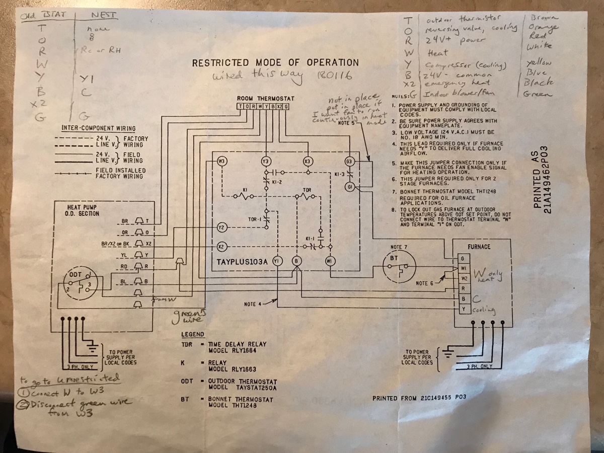 weathertron baystat 240 wiring diagram | wiring diagram centre on wiring  diagram for home furnace,