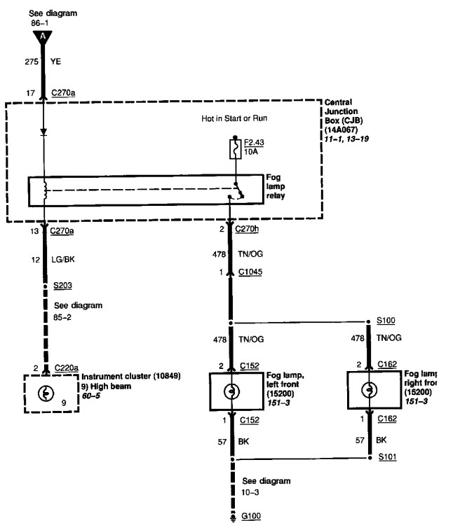 Wiring Diagram  I Am Having Trouble Getting My Lights To Work On My Truck And Am Not Able To