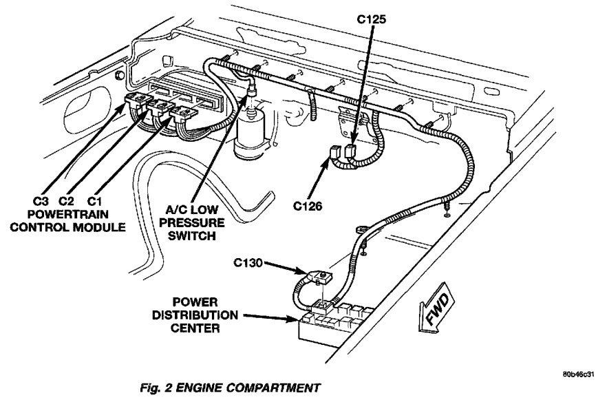 2001 Dodge Ram 2500 Pcm Wiring Diagram