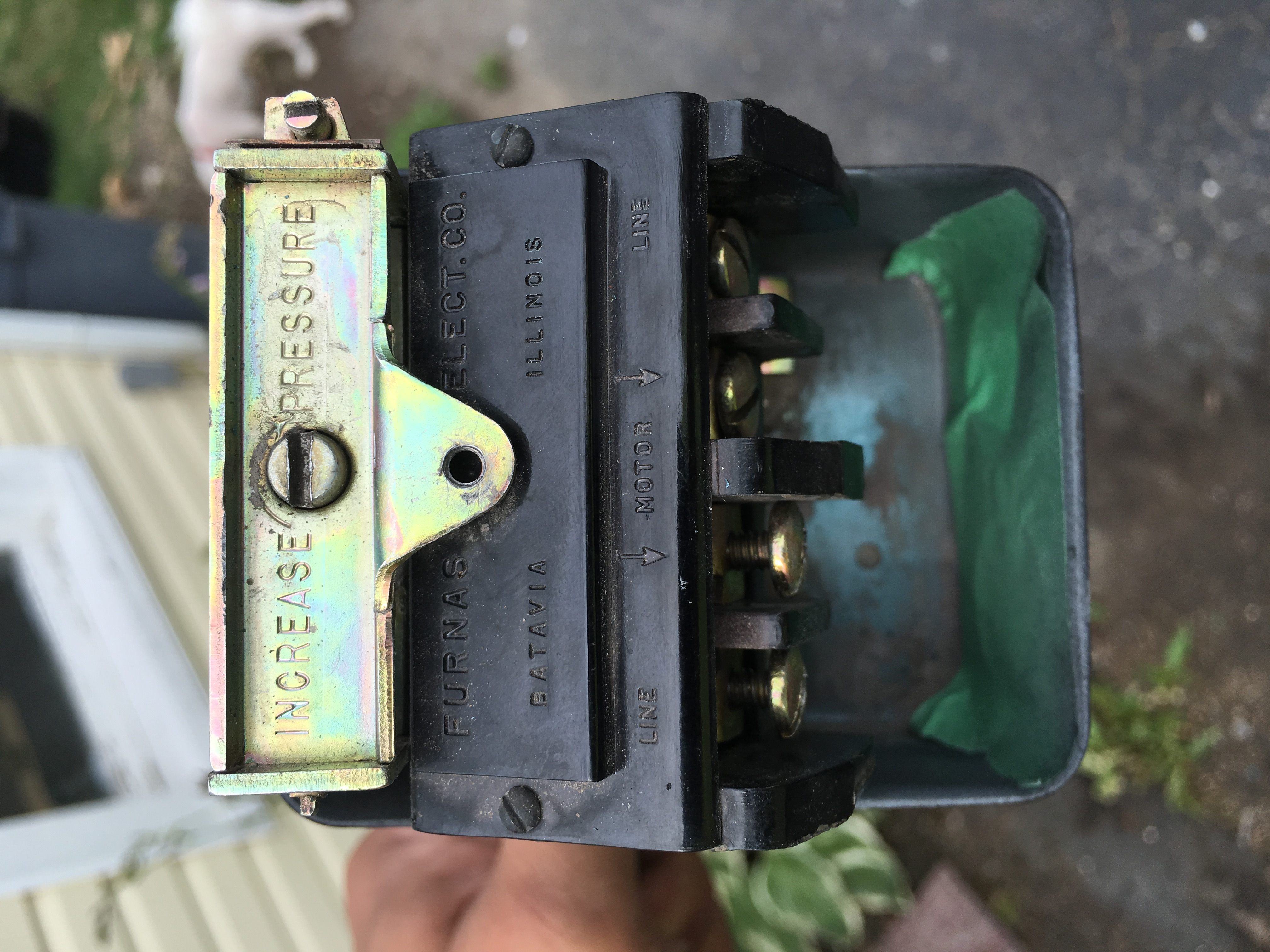 Need To Wire A 220 Volt 5 Hp Single Phase Motor With A