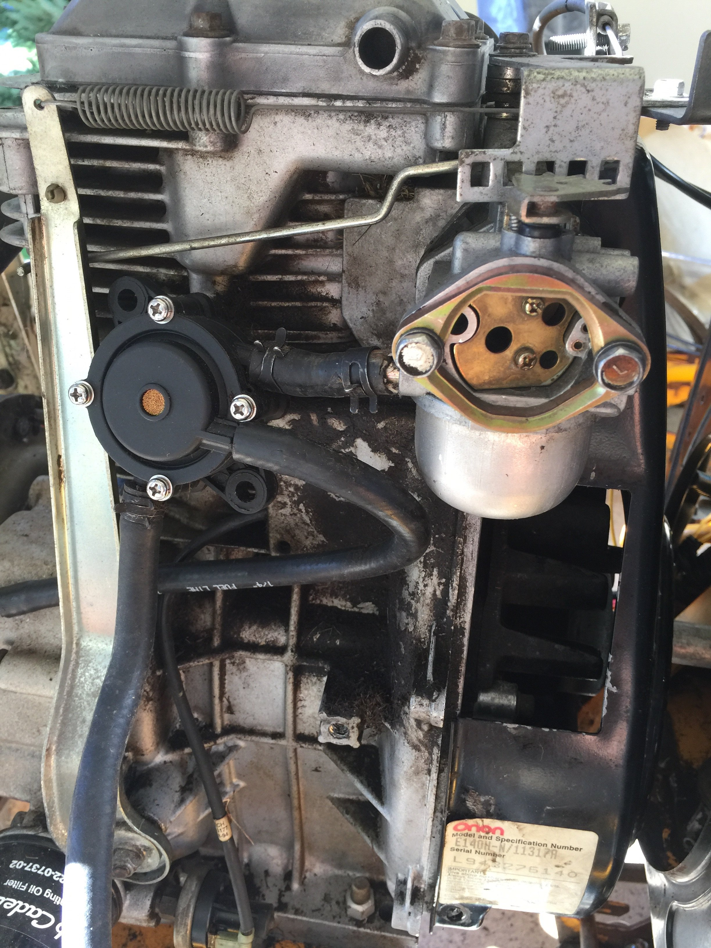 I have a cub cadet 2140 with an Onan 140 engine. I have the ... Ags Cub Cadet Ignition Switch Wiring Diagram on