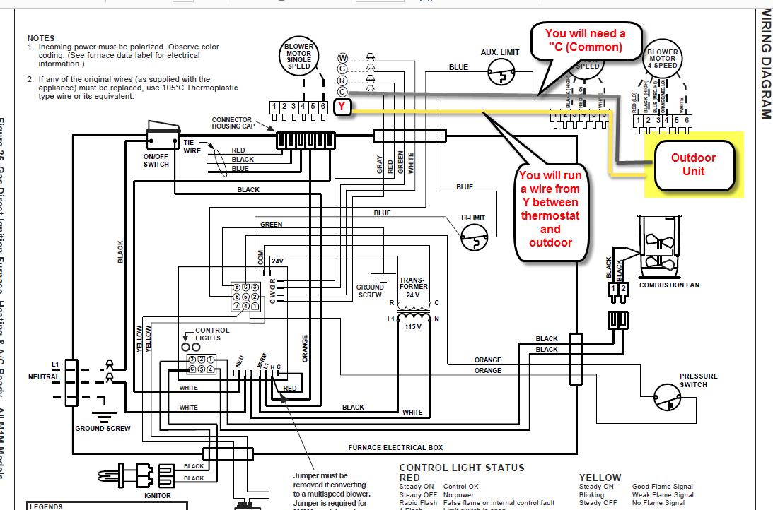 intertherm furnace manual model m1mb 077a bw