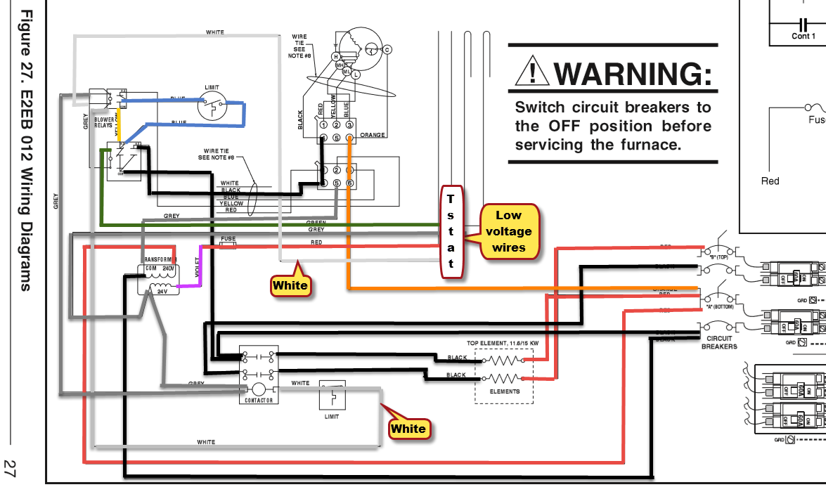 intertherm furnace e2eb 017ha wiring diagram i have a nordyne e2eb-012ha furnace i have replace the ... nordyne e2eb 012ha wiring diagram #7