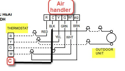 Do you have a wiring diagram for a york air handler and condensing unit,  model # n2ahd10a06a | Wiring York Diagrams Furnace N2ahd2oao6c |  | JustAnswer