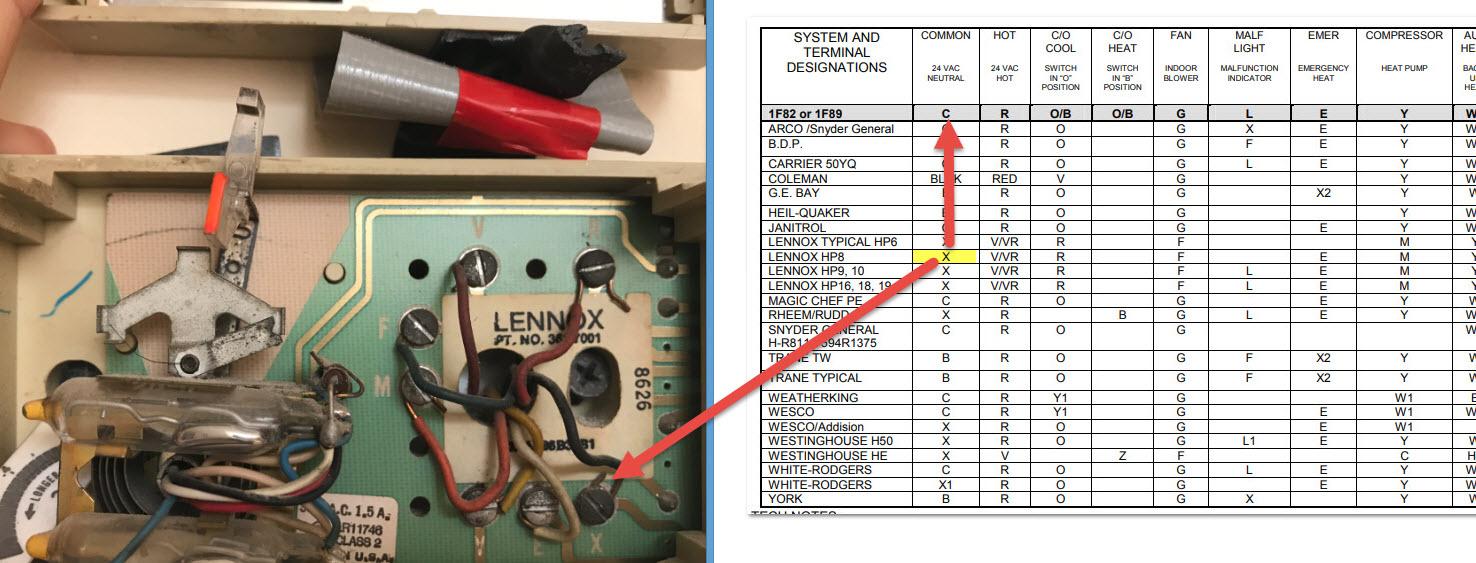 Rane Heil Furnace Thermostat Wiring Diagram on