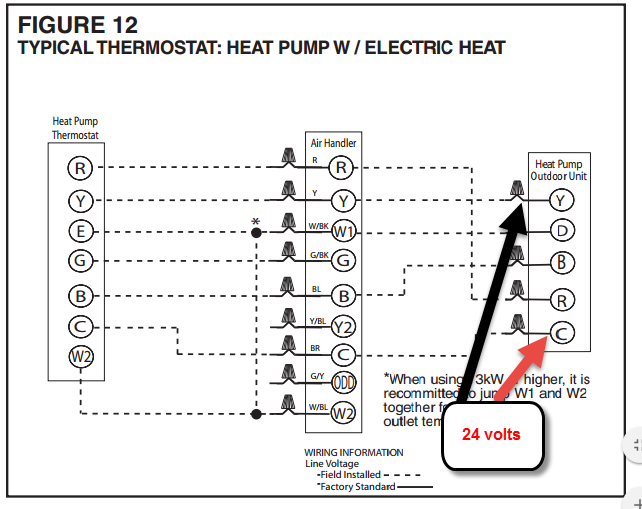 rheem rhll wiring diagram i have a unit which is not running the heat pump and fan when  unit which is not running the heat pump