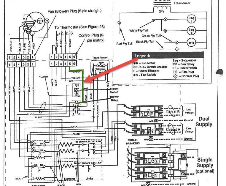 intertherm model e1eb 015ha furnace wiring diagram gm ls3
