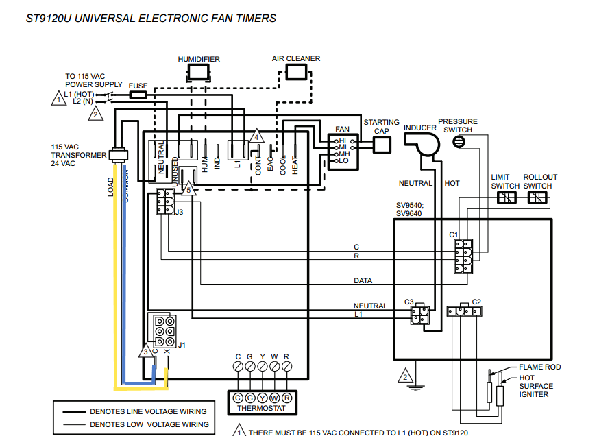 St9120u Wiring Diagram