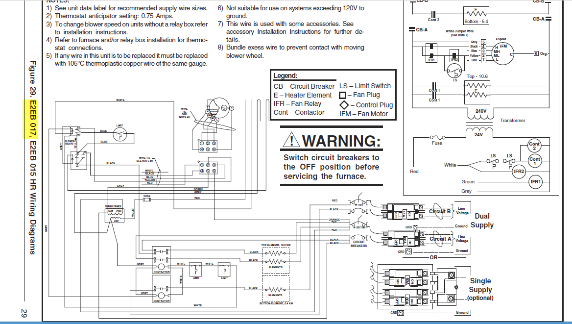 [DIAGRAM_4PO]  I have a intertherm E2EB-017HA. all the wires shorted out the wires were  either melted together or in two. and i need a | Intertherm Furnace E2eb 017ha Wiring Diagram |  | JustAnswer