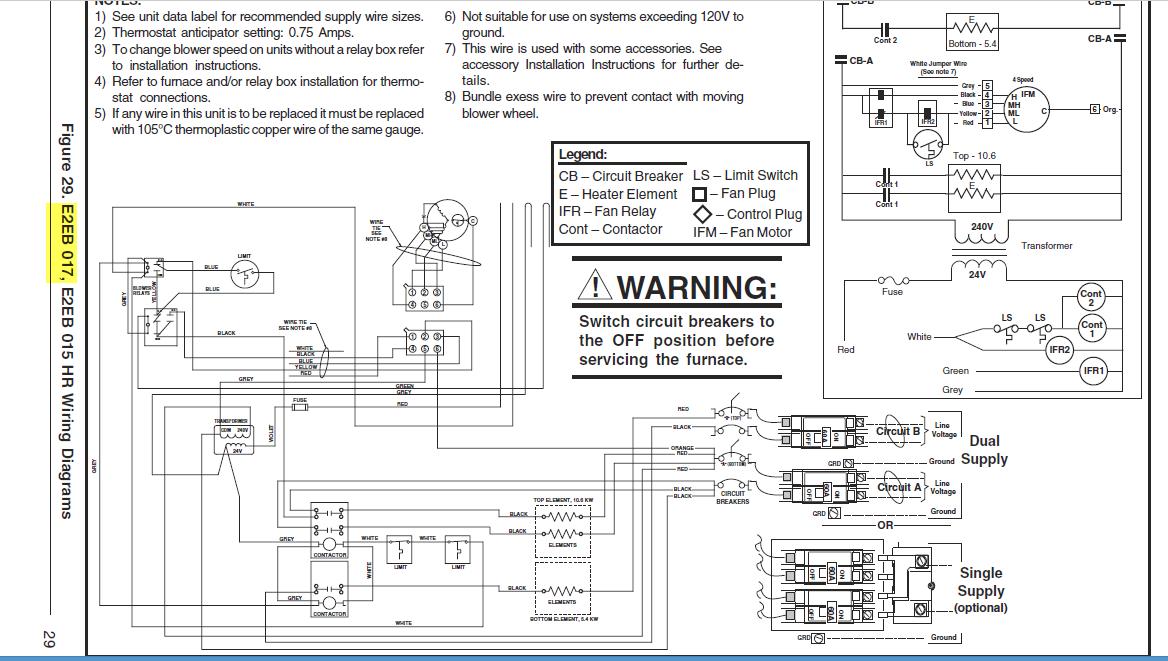 intertherm furnace e2eb 017ha wiring diagram  1995 deville