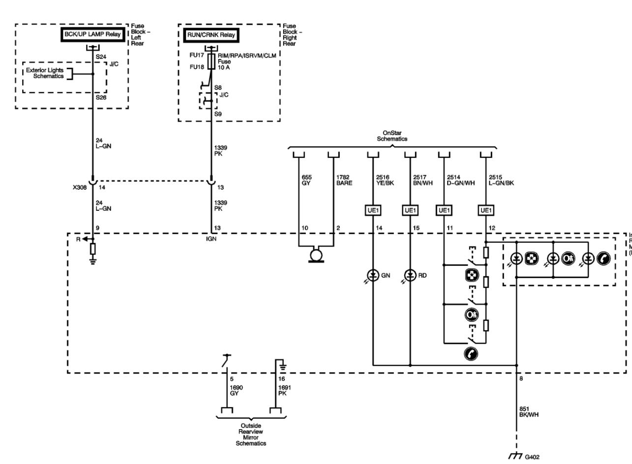 wiring diagram as well wiring harness repair kit on gentex mirror