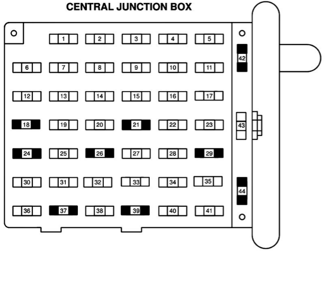 2001 e250 under hood and under dash fuse panel diagram ... e 250 fuse diagram 1998 ford e 250 fuse box diagram