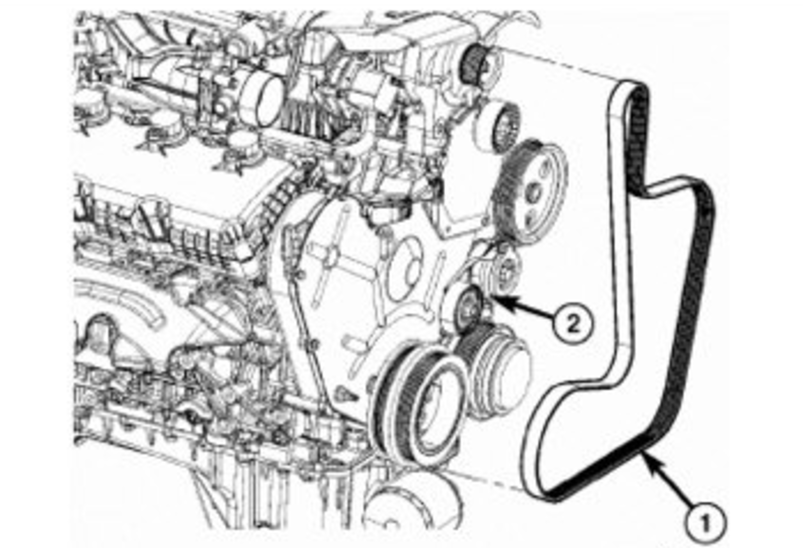 i have a 2010 4 0l routan and need a diagram to replace the BMW X5 Engine