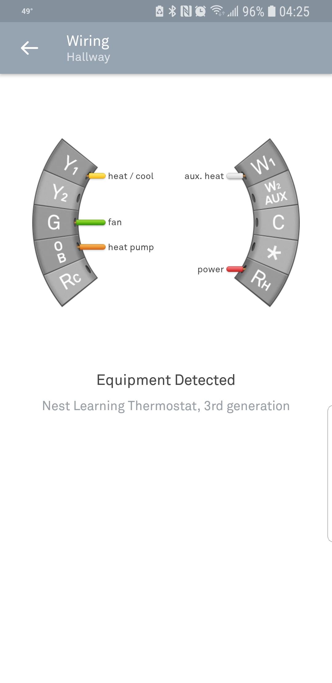 Auxiliary Heat Nest Wiring Diagram Heat Pump
