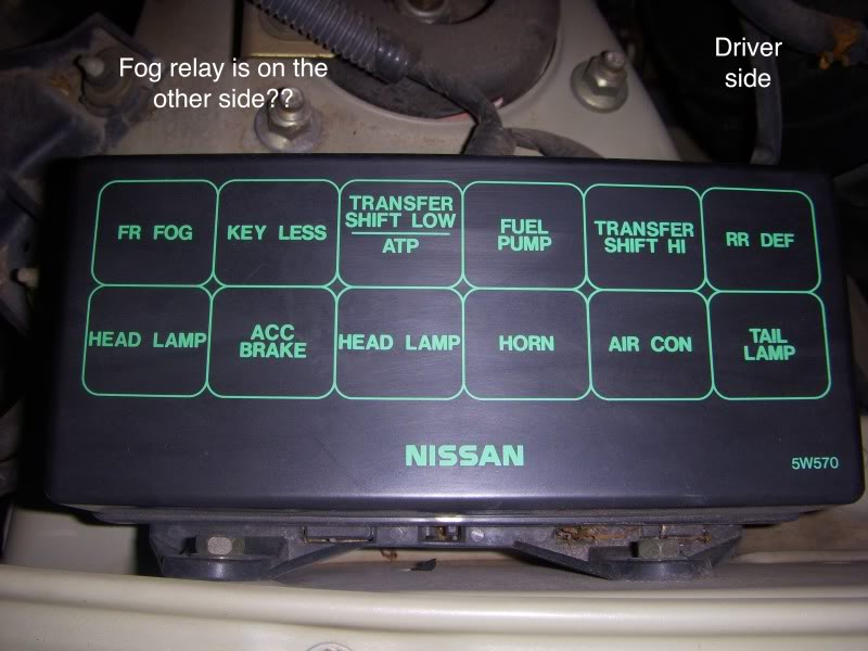 2002 nissan pathfinder fuse box diagram diagrams catalogue 2001 Nissan Pathfinder Fuse Box Diagram fuse box on nissan pathfinder
