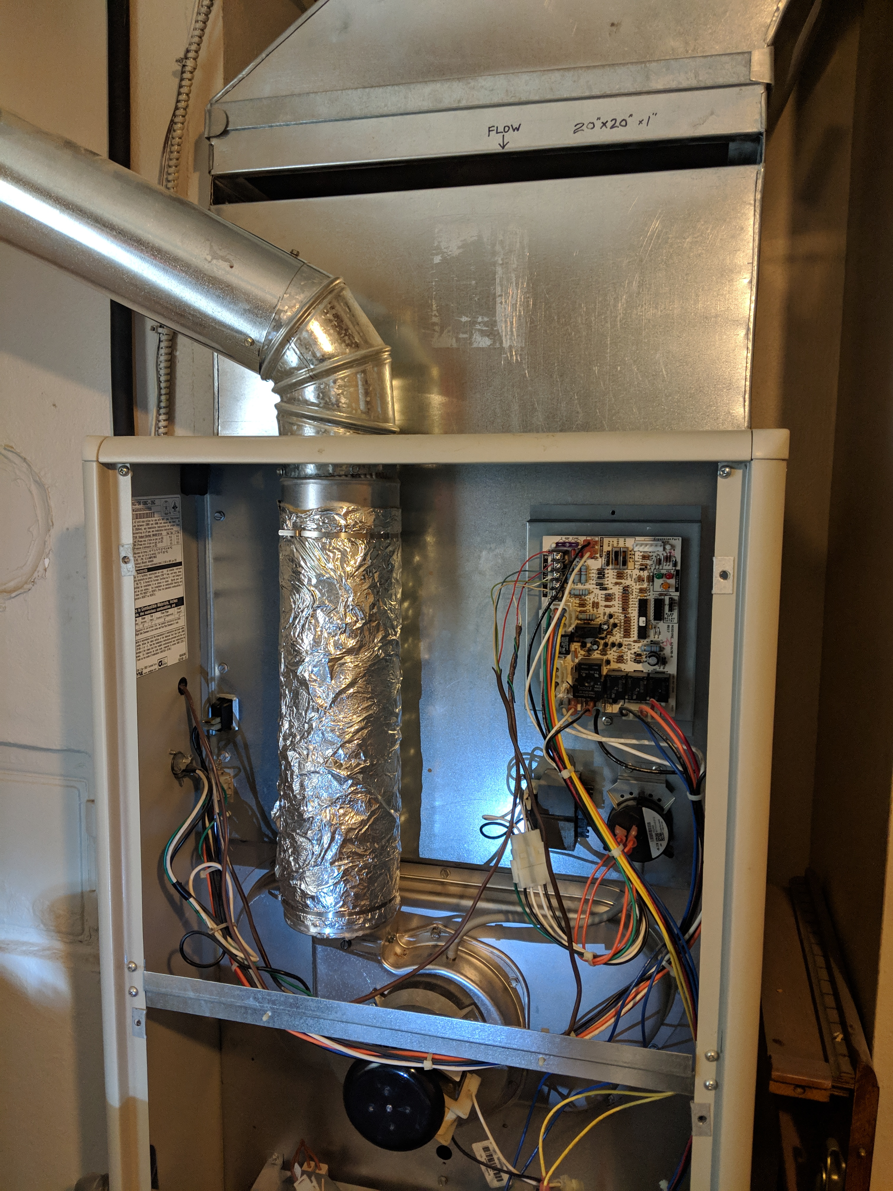 I Have A Limit Switch Fault On My Nordyne Furnace I Have