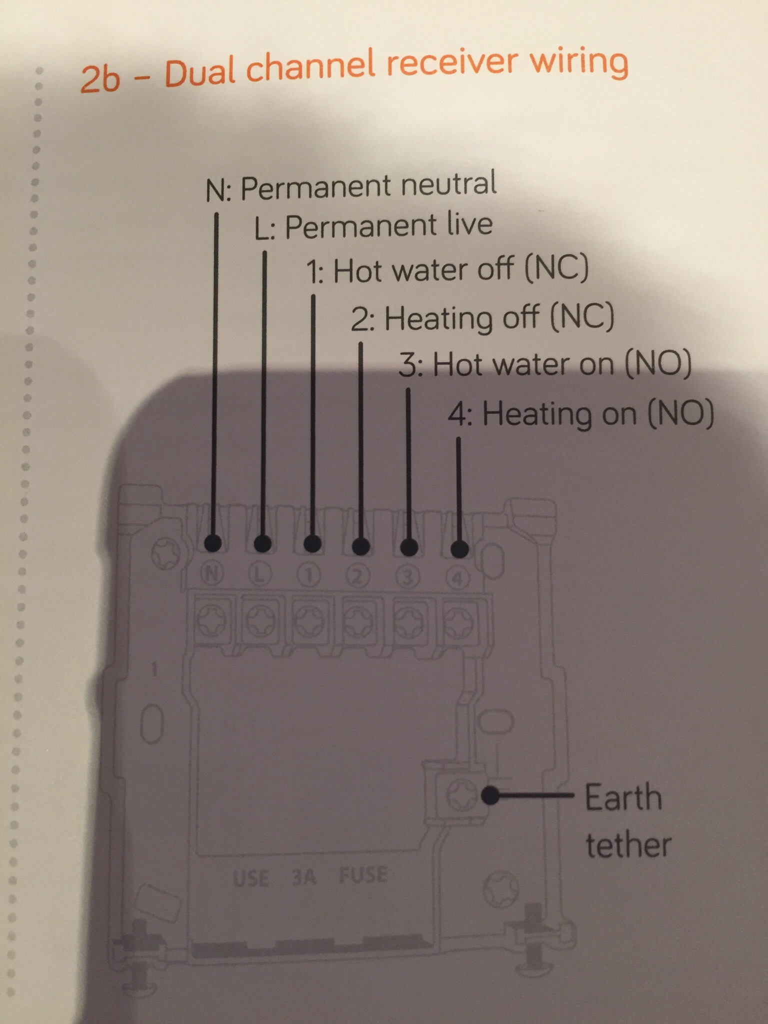 I want to replace my central heating hot water thermostat and wiring diagram for the hive receiver imageg cheapraybanclubmaster Gallery