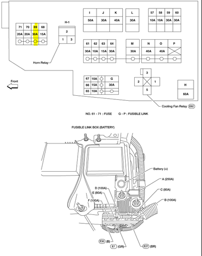 2015 infiniti qx60 fuse box diagram diy enthusiasts wiring diagrams u2022 rh broadwaycomputers us 2004 infiniti qx56 fuse diagram 2011 infiniti qx56 fuse diagram