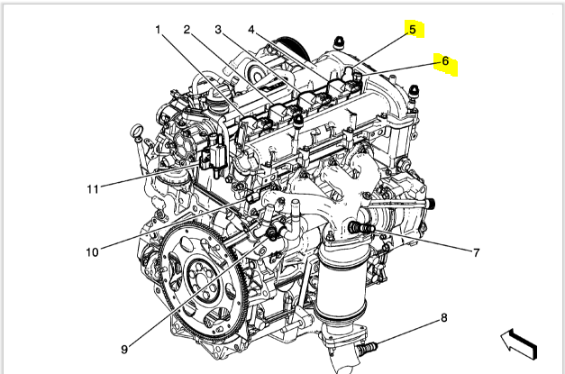 2010 Chevy equinox 2 4L I Have check engine code P0010 along