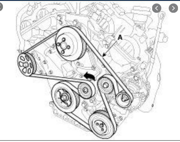 2012 Kia Forte Ex Serpentine Belt Diagram
