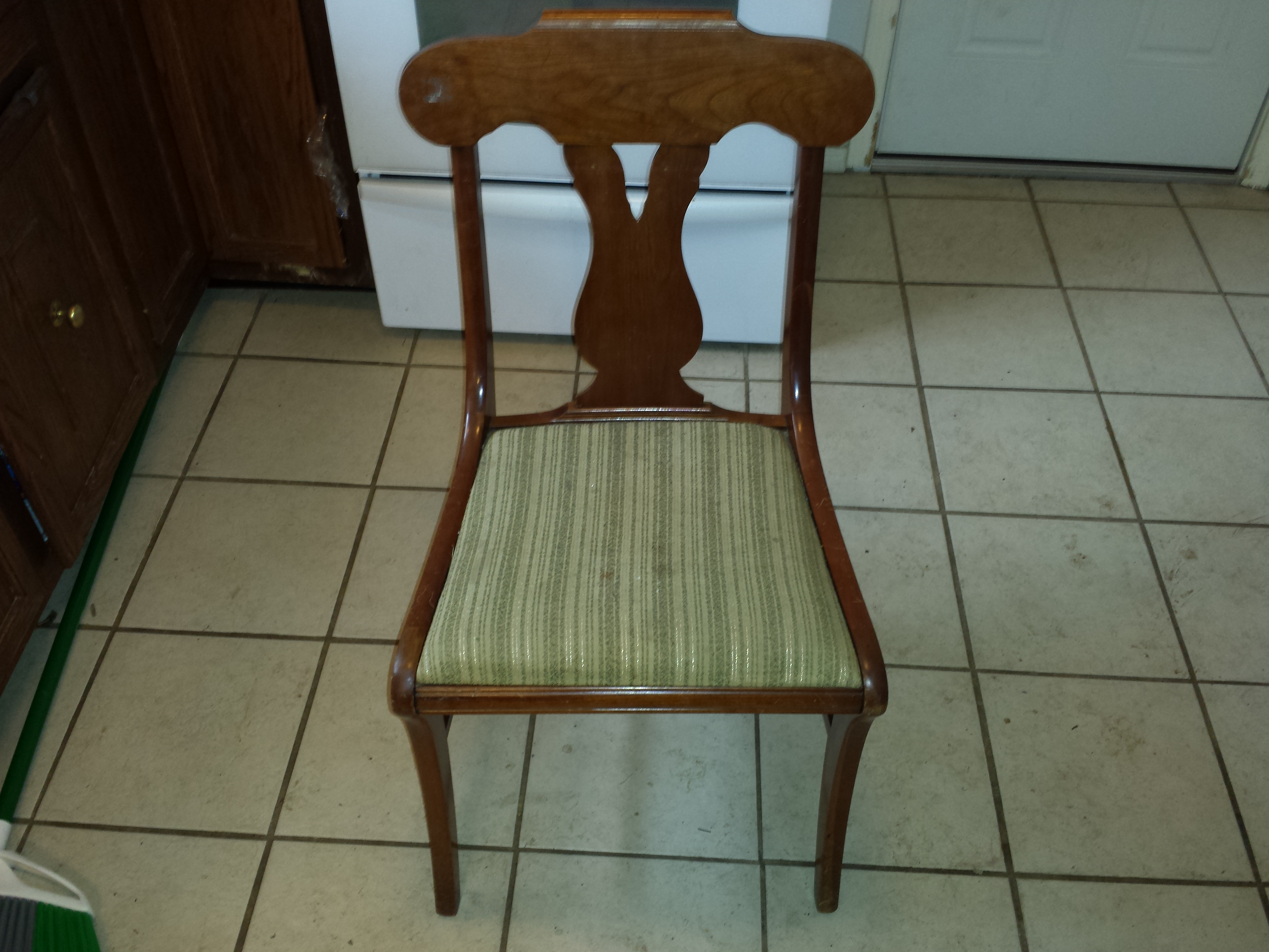 I Have 3 Chairs Made By The Paramount Furniture Company Of