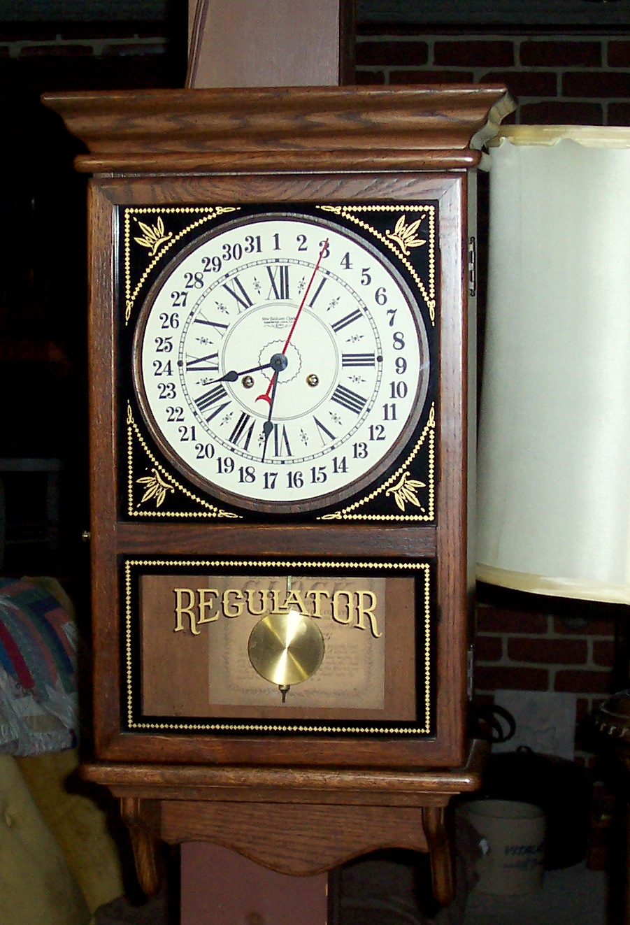 I Need Some Help I Have A 14 Day Cathedral Gong Regulator