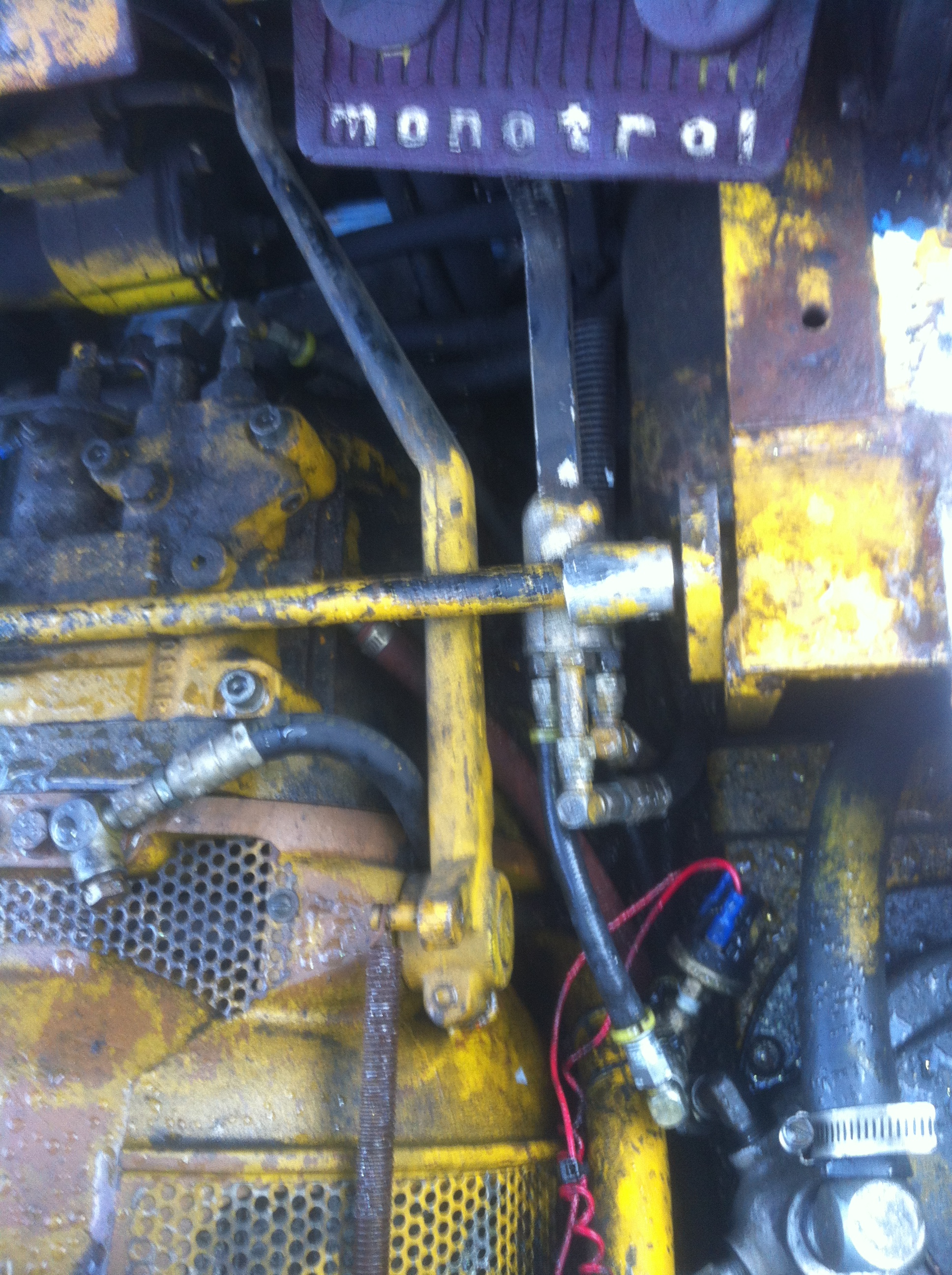 hyster s50c with monotrol won t engage reverse only goes forward rh justanswer com
