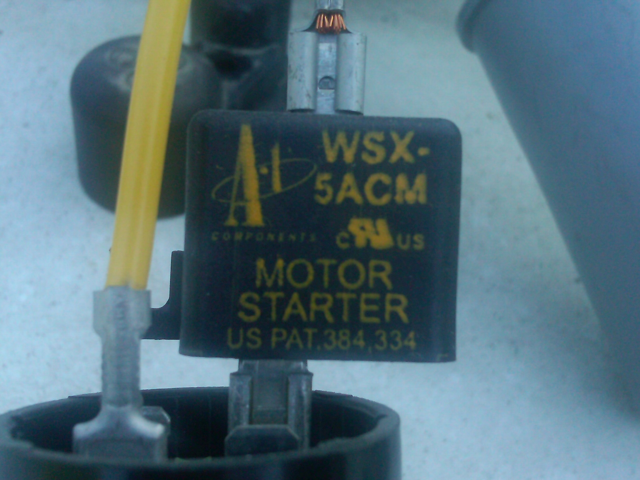 I have a Mach rooftop AC unit Model number 8336-63**. The unit will ...