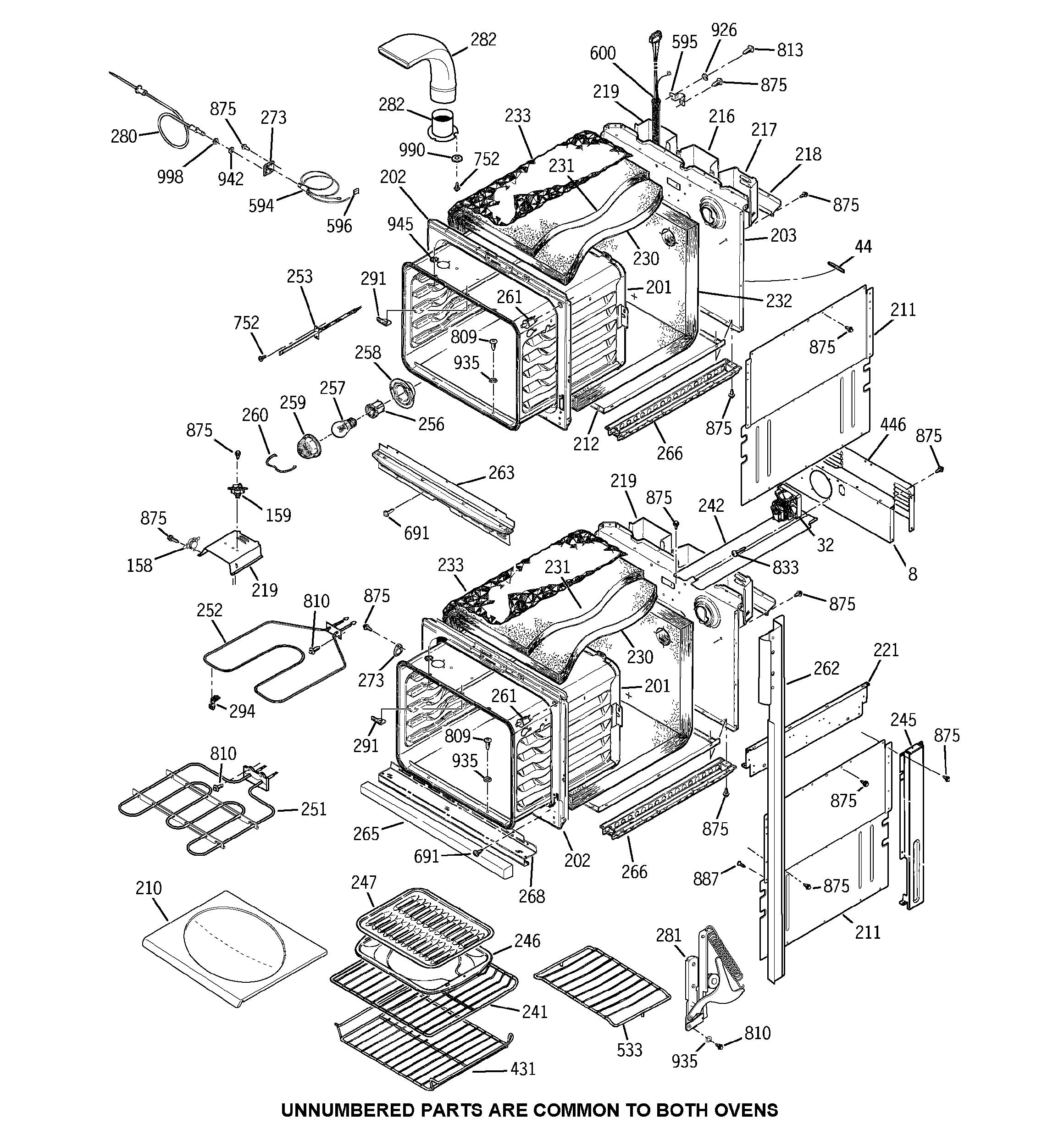 wiring diagram ge oven jtp on