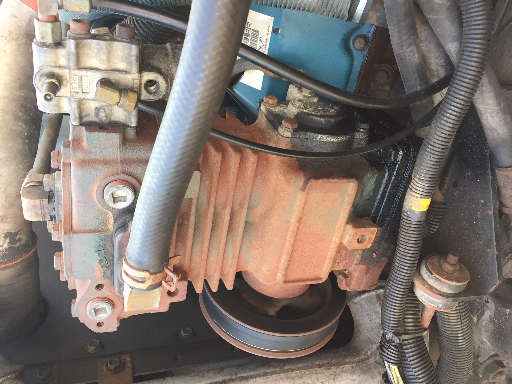 Jeremy please-- Wondering if this air compressor can be fixed