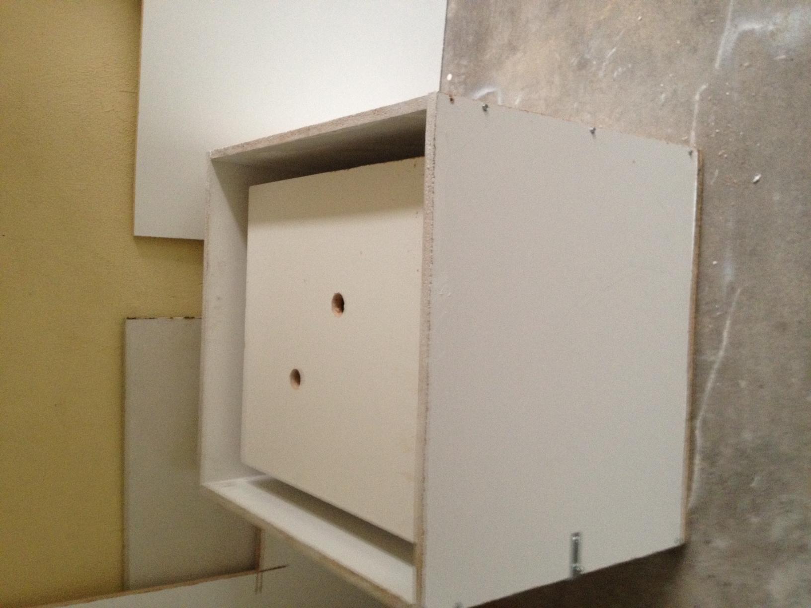 Melamine Mold construct 25W x 25