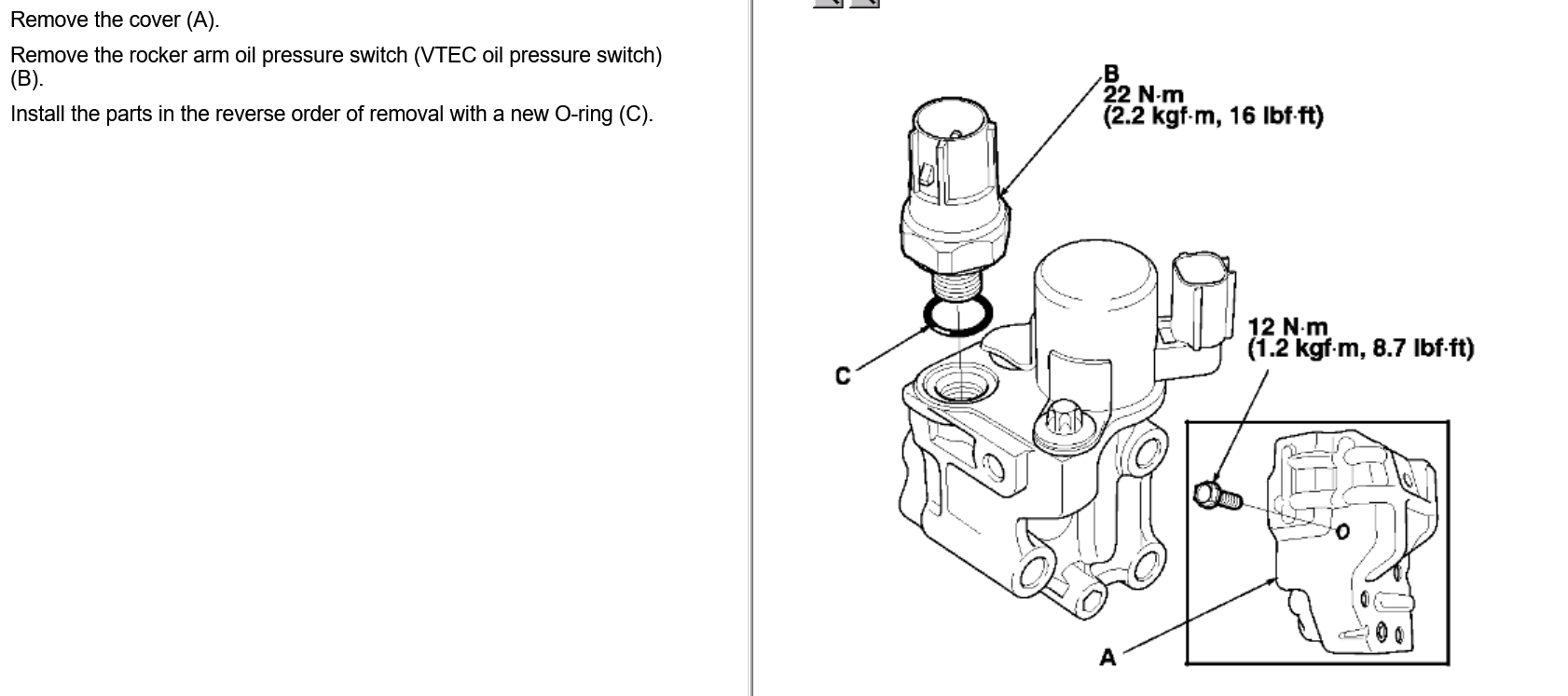 i have a p2647 code says a rocker arm actuator control