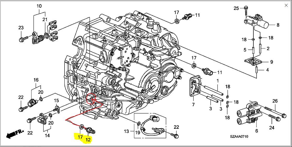 i have a 2011 honda pilot with a po847 code can you please provide rh justanswer com 2011 honda pilot transmission diagram 2007 honda pilot transmission diagram