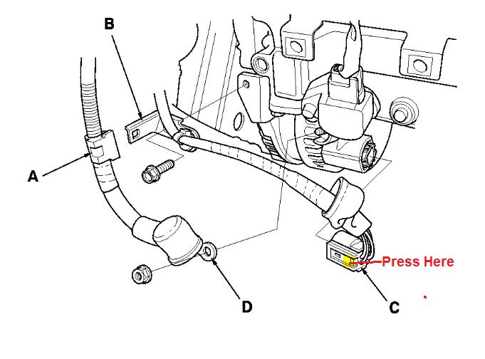 2008 Honda Pilot Pulley Diagram