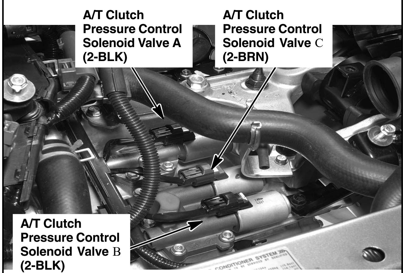 2007 Honda Fit Sport, engine annunciator light on