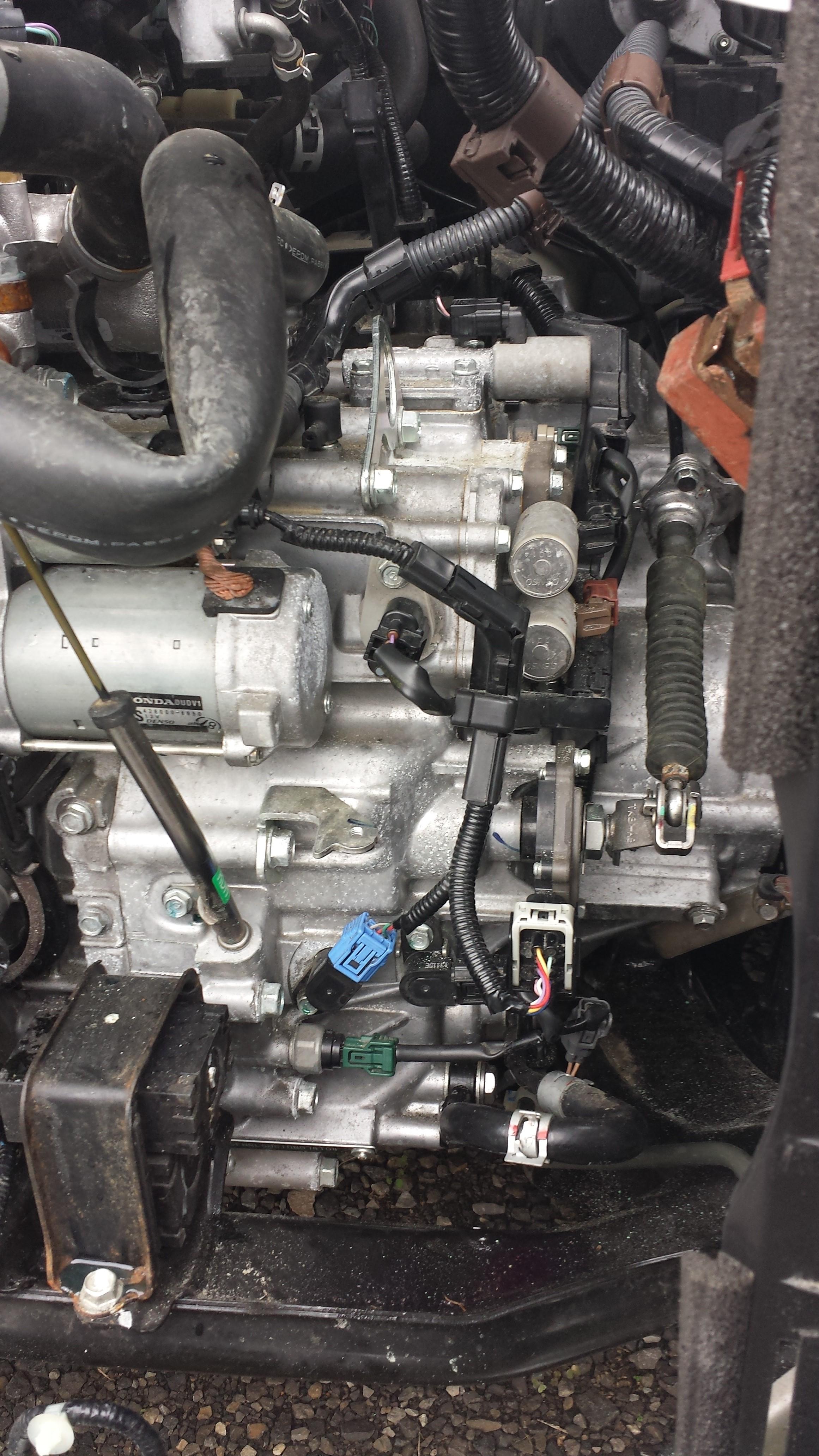 Honda Odyssey Engine Light Flashing D – Shelly Lighting